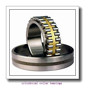 105 mm x 225 mm x 49 mm  NSK NU 321 EM cylindrical roller bearings