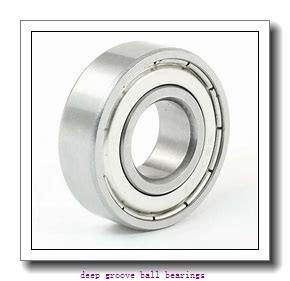 40 mm x 80 mm x 27,00 mm  Timken 208KRR2 deep groove ball bearings