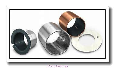 12 mm x 25 mm x 12 mm  NMB MBG12CR plain bearings