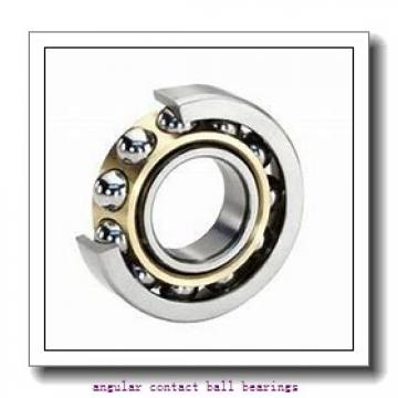 50 mm x 110 mm x 27 mm  NACHI 7310CDF angular contact ball bearings