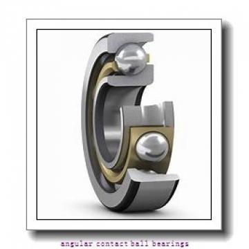 170 mm x 360 mm x 72 mm  NTN 7334 angular contact ball bearings