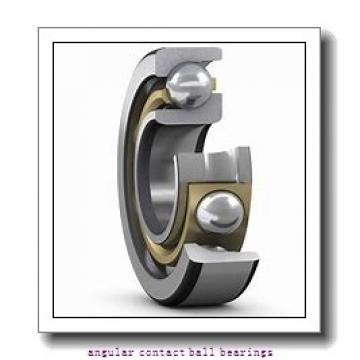 45 mm x 100 mm x 25 mm  ZEN 7309B angular contact ball bearings