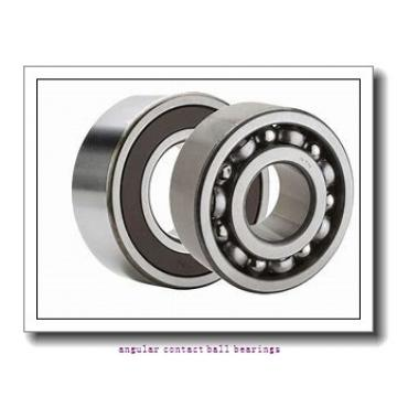 42 mm x 75 mm x 37 mm  FAG 521771D angular contact ball bearings