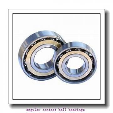 85 mm x 180 mm x 41 mm  SIGMA QJ 317 N2 angular contact ball bearings