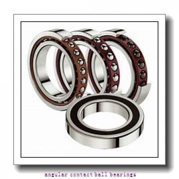 35 mm x 62 mm x 14 mm  NACHI 7007DF angular contact ball bearings
