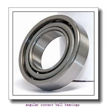 75 mm x 115 mm x 20 mm  SKF S7015 CD/P4A angular contact ball bearings