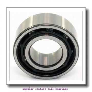 320 mm x 580 mm x 105 mm  SKF QJ 1264 N2MA angular contact ball bearings