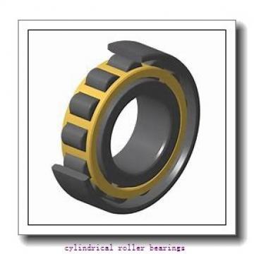 160 mm x 340 mm x 68 mm  NSK NUP332EM cylindrical roller bearings