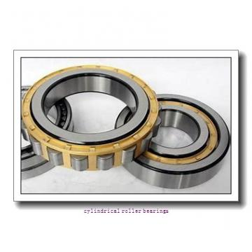 190 mm x 340 mm x 92 mm  NSK NU2238EM cylindrical roller bearings