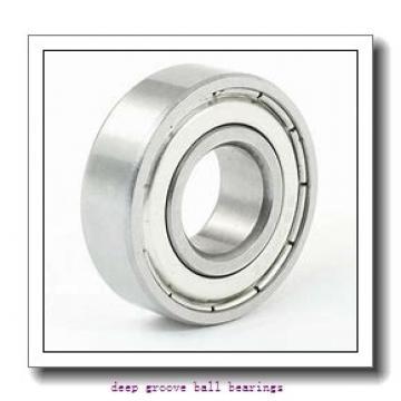 65 mm x 100 mm x 18 mm  NACHI 6013N deep groove ball bearings