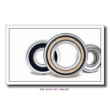 20 mm x 32 mm x 7 mm  ISO 61804 ZZ deep groove ball bearings