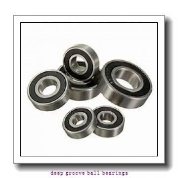 Toyana 6040M deep groove ball bearings