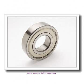 11 mm x 32 mm x 10 mm  FBJ 88011 deep groove ball bearings
