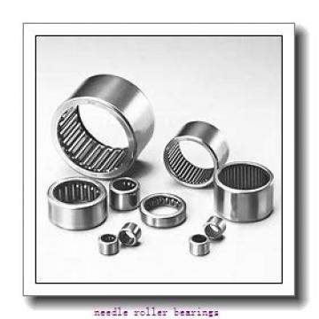 60 mm x 90 mm x 60 mm  NSK NAFW609060 needle roller bearings