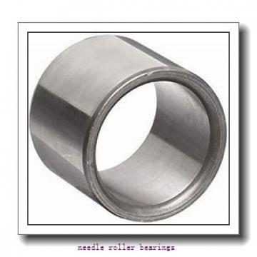 50 mm x 68 mm x 20 mm  NSK NAF506820 needle roller bearings