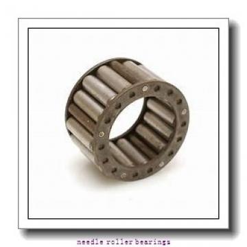 17 mm x 30 mm x 26 mm  IKO NAFW 173026 needle roller bearings