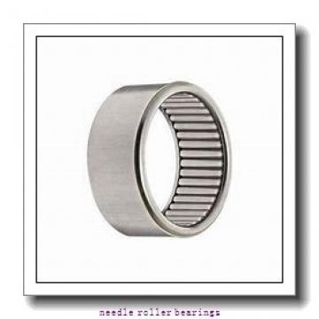 95,25 mm x 133,35 mm x 51,05 mm  IKO GBRI 608432 UU needle roller bearings