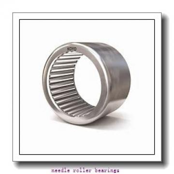 28 mm x 45 mm x 23 mm  NSK NA59/28 needle roller bearings