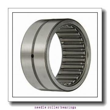 20 mm x 37 mm x 16 mm  NSK NAF203716 needle roller bearings