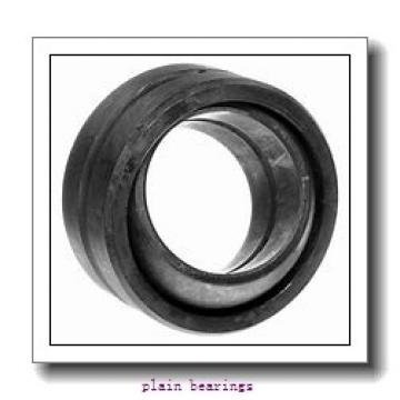 8 mm x 19 mm x 12 mm  INA GAKFR 8 PW plain bearings