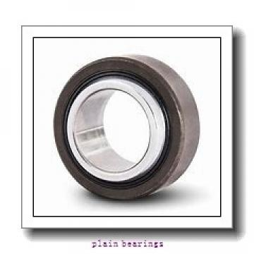 30 mm x 47 mm x 30 mm  ISB GEEW 30 ES plain bearings