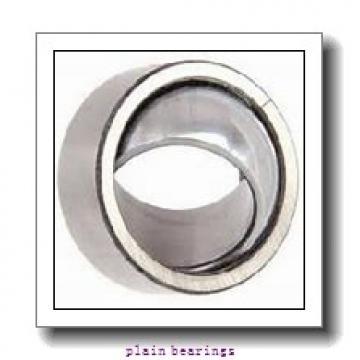 80 mm x 180 mm x 43,5 mm  FBJ GX80S plain bearings