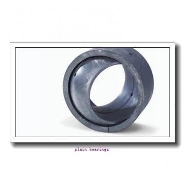 35 mm x 55 mm x 25 mm  ISB SA 35 C 2RS plain bearings