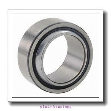 18 mm x 42 mm x 23 mm  IKO PB 18 plain bearings