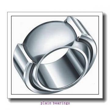 25,4 mm x 41,28 mm x 22,23 mm  ISB GEZ 25 ES 2RS plain bearings