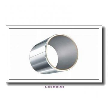 25 mm x 54 mm x 25 mm  NMB MBW25VCR plain bearings