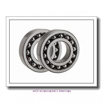 65 mm x 120 mm x 23 mm  FBJ 1213 self aligning ball bearings
