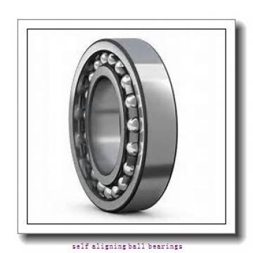 20 mm x 47 mm x 18 mm  NSK 2204 K self aligning ball bearings
