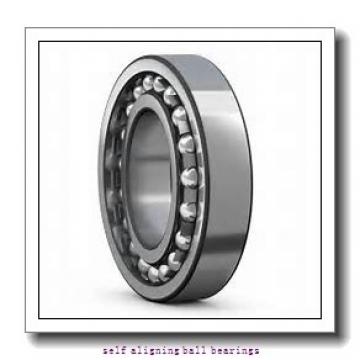 75 mm x 130 mm x 25 mm  FBJ 1215 self aligning ball bearings