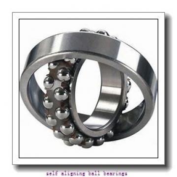 90 mm x 160 mm x 40 mm  NKE 2218 self aligning ball bearings