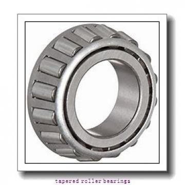 45.618 mm x 82.931 mm x 25.400 mm  NACHI H-25590/H-25523 tapered roller bearings