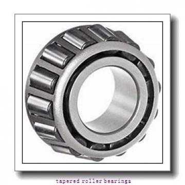 111,125 mm x 200,025 mm x 50 mm  Gamet 181111X/181200XP tapered roller bearings