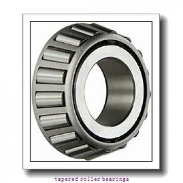 45 mm x 85 mm x 21,692 mm  Timken 358/354A tapered roller bearings