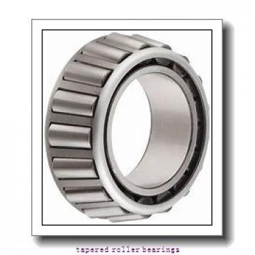 Gamet 281152X/281266XH tapered roller bearings