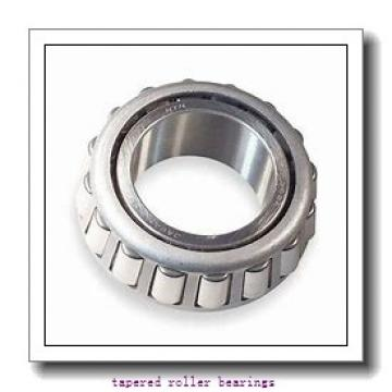 76,2 mm x 152,4 mm x 36,322 mm  Timken 590A/592A tapered roller bearings