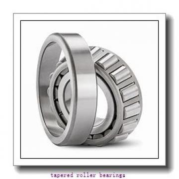 28 mm x 63 mm x 22,25 mm  KBC TR286322HL tapered roller bearings
