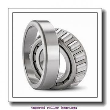 55 mm x 120 mm x 43 mm  NSK HR32311CJ tapered roller bearings