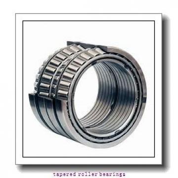 55 mm x 100 mm x 21 mm  KOYO 30211JR tapered roller bearings