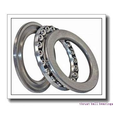 ISO 52209 thrust ball bearings