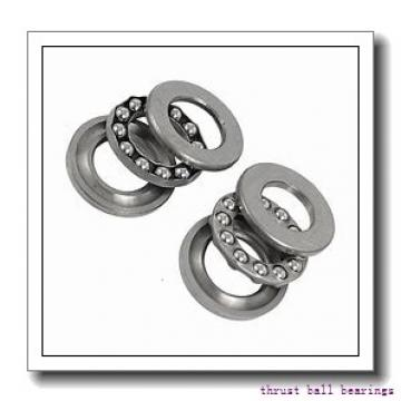 NACHI 51432 thrust ball bearings