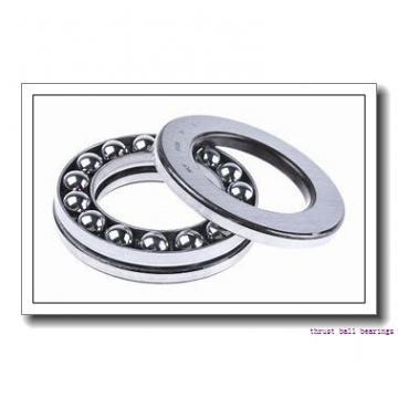 70 mm x 125 mm x 31 mm  SKF NUP 2214 ECP thrust ball bearings