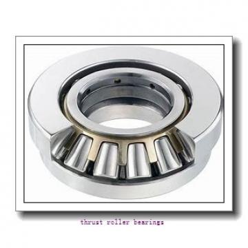INA RWCT23 thrust roller bearings