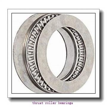 100 mm x 170 mm x 34 mm  ISB 29320 M thrust roller bearings