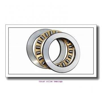 30 mm x 52 mm x 4,25 mm  NBS 81206TN thrust roller bearings