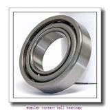 40 mm x 62 mm x 12 mm  FAG HCB71908-C-2RSD-T-P4S angular contact ball bearings