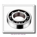177,8 mm x 196,85 mm x 9,525 mm  KOYO KCC070 deep groove ball bearings